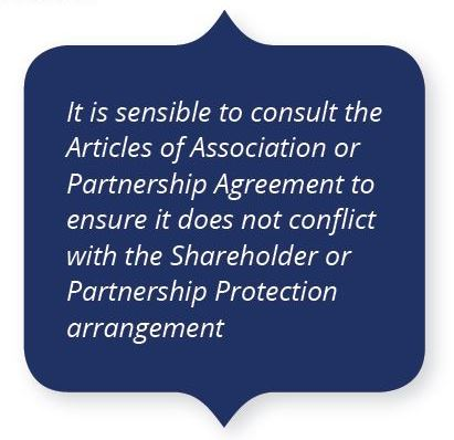 Shareholder Protection pull quote