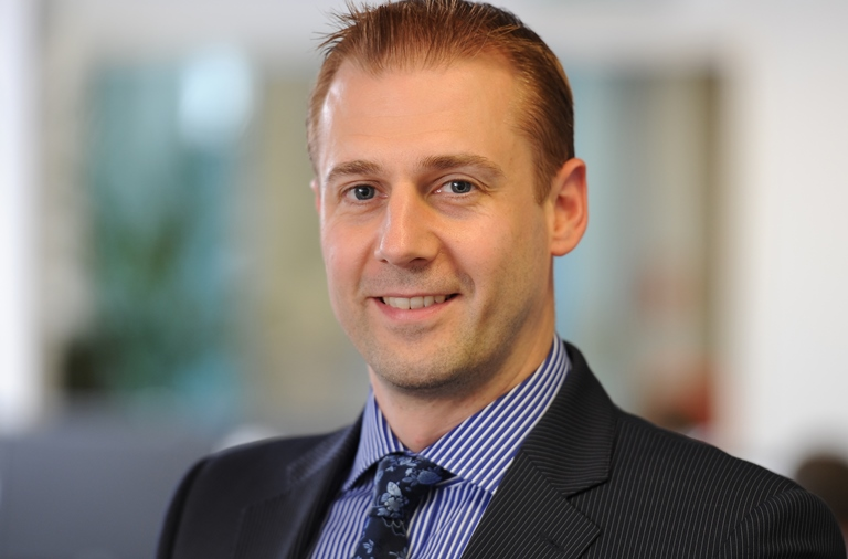 Craig Hilton, Associate Director and Financial Adviser