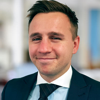 Josh Holmes, Client Manager
