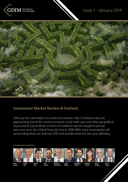 GDIM Investment Market Review & Outlook