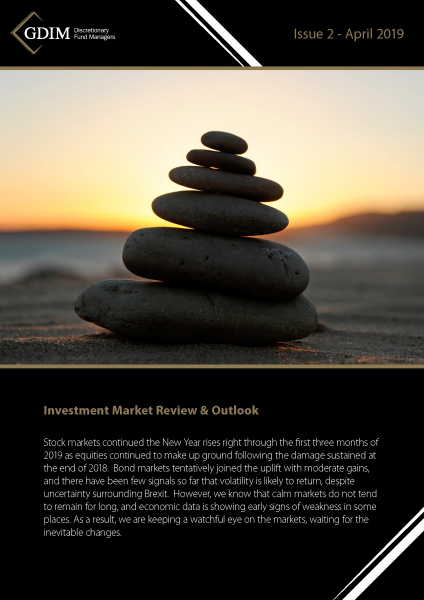 Investment Market Review & Outlook April 2019